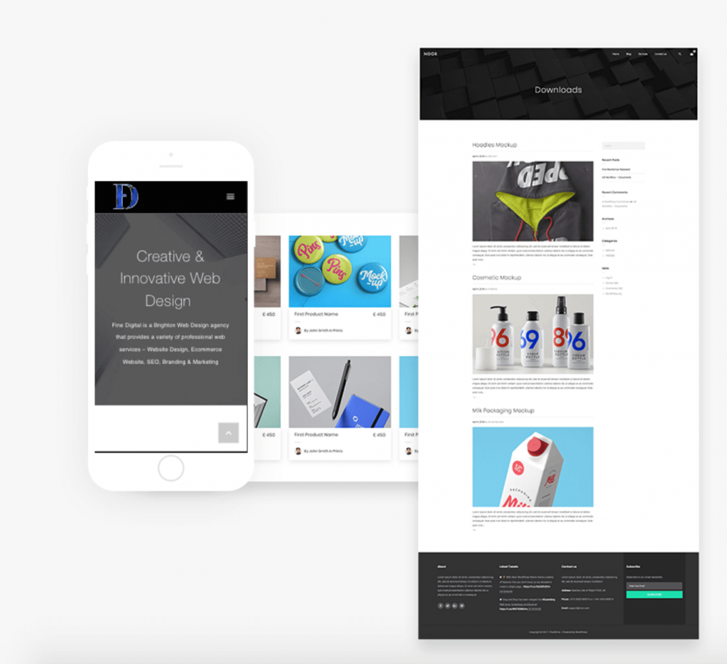 Brighton web design and SEO agency